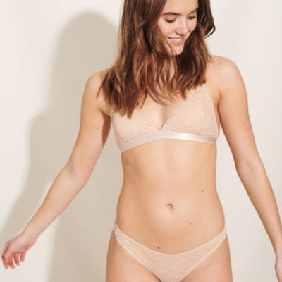 Luna Bra underprotection