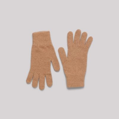 Recycled Cashmere Gloves Organic Basics