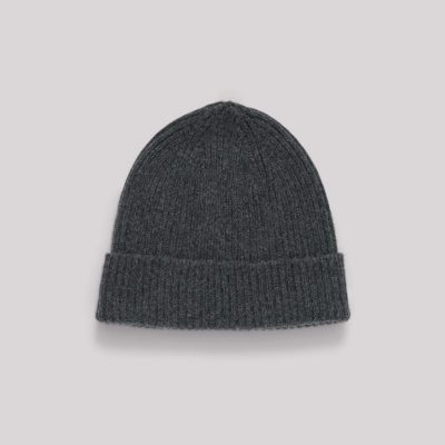 Recycled Wool Beanie Organic Basics